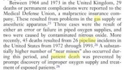 United States - numerous case reports